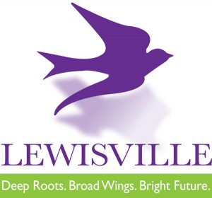 city of Lewisville logo