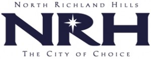 city of NRH logo