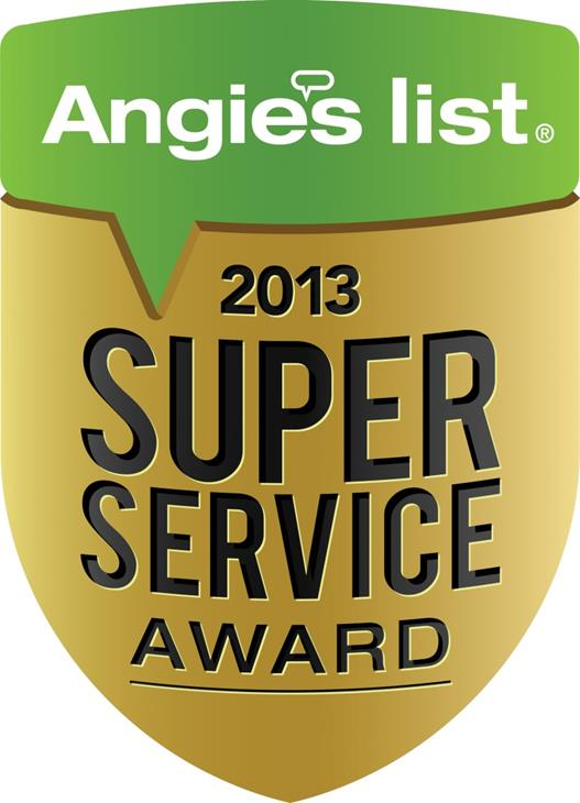 Dallas Fort Worth Denton Animal Removal Angies List 2013 Award